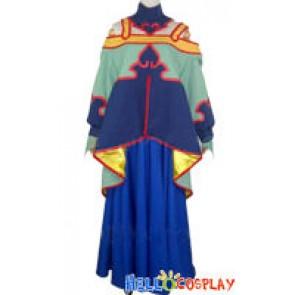Code Geass Jiang Lihua Cosplay Costume