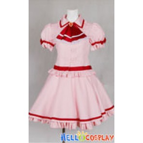 Touhou Project Cosplay Remilia Scarlet Dress