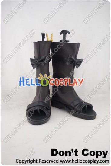 Sword Art Online Cosplay Shoes Klein Boots