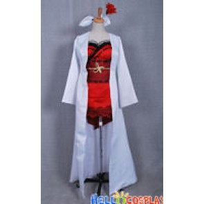 Vocaloid 2 Karakuri 卍 Burst Rin Kagamine Cosplay Costume