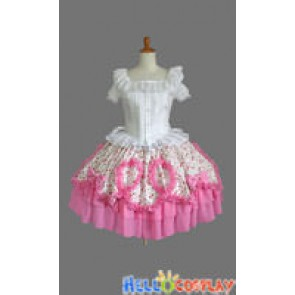 Sweet Lolita Classical Gorgeous Cute Dress