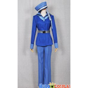 Axis Powers Hetalia Cosplay Norway Costume