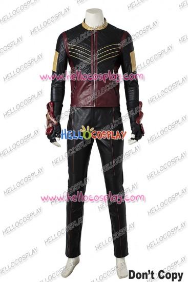 The Flash Vibe Paco Ramone Cosplay Costume