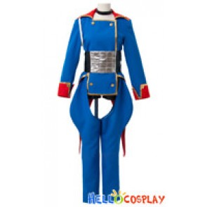 Macross Frontier Cosplay Sheryl Nome Don't Be Late May'n Costume