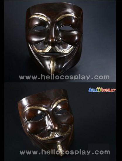V for Vendetta Mask For Halloween