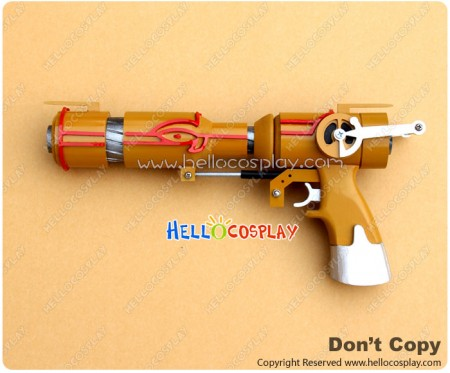Outlaw Star Cosplay Gene Starwind Gun Weapon Prop