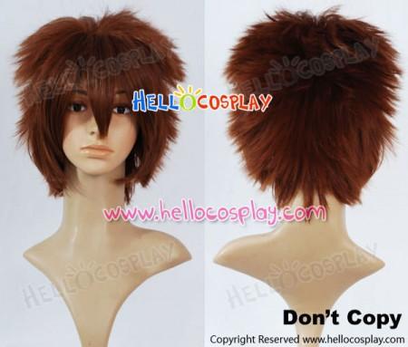 Code Geass Cosplay Suzaku Kururugi Wig