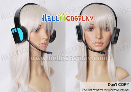 Vocaloid 2 Cosplay Kaito Headphone