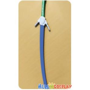 BlazBlue Cosplay Jin Kisaragi Katana Sword Prop