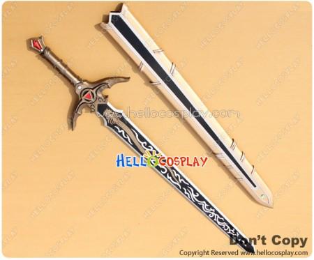 Garo Cosplay Ryuga Dougai Sword Scabbard Weapon Prop