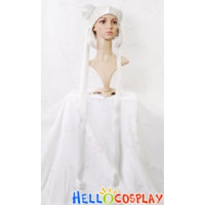 Sailor Moon Princess Moon Serena Tsukino Cosplay White Wig