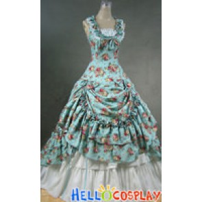 Southern Belle Civil War Sweet Lolita Ball Gown Dress