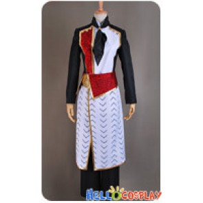 Amnesia Cosplay Shin Kent Work Costume