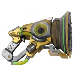 Overwatch Cosplay Lúcio Prop Golden