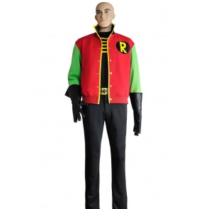 Batman Thrillkiller Robin Cosplay Costume