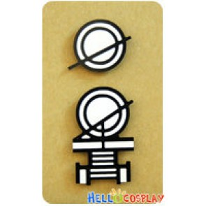 Danganronpa Cosplay Ibuki Mioda Accessories Brooches