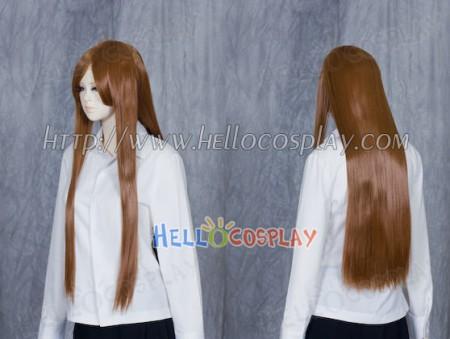 Saddle Brown Medium Cosplay Wig