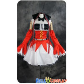 Vocaloid 2 Cosplay Project Diva Hatsune Miku Pirate Dress Costume