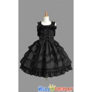 Victorian Gothic Lolita Punk Gorgeous Jumper Skirt Dress