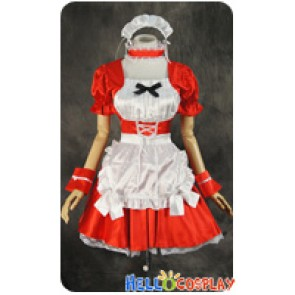 Maid Dress Cosplay Maid Girl Dress Lovely Costume