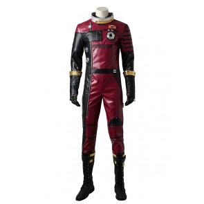 Prey Morgan Cosplay Costume
