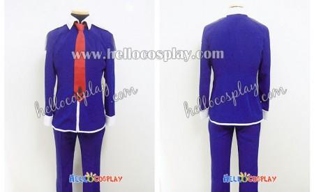 Momogumi Plus Senki Cosplay Boy Uniform