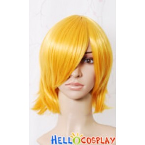 Vocaloid 2 Cosplay Kagamine Rin Yellow Wig