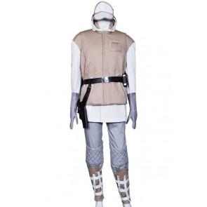 Star Wars Empire Strikes Back Luke Skywalker Cosplay Costume