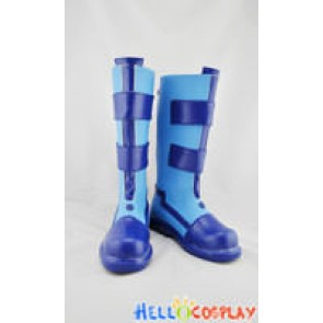 Vocaloid 2 Cosplay Shoes Higasa Seo Boots