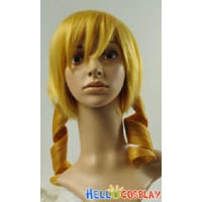 Puella Magi Madoka Magica Mami Tomoe Cosplay Wig New