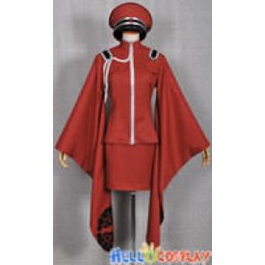 Vocaloid 2 Cosplay Senbonzakura Meiko Costume