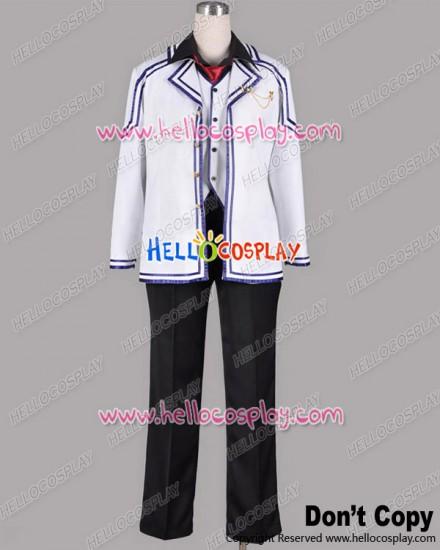 Rewrite Cosplay Kotarou Tennouji School Boy Uniform Costume