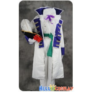 APH Axis Power Hetalia Cosplay Austria Ro Derich Edelstein Uniform Costume