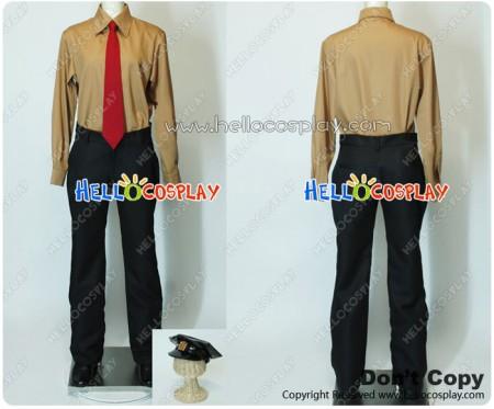 Lucky Dog 1 Cosplay Jailer Uniform