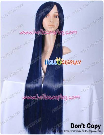 Accel World Cosplay Kuroyukihime / Black Lotus Wig