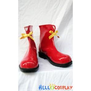 Vocaloid 2 Cosplay Miku Ronald McDonald Shoes