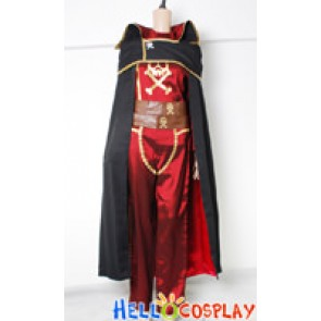 Galaxy Express 999 Cosplay Emeraldes Costume
