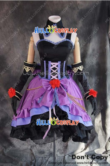 Vocaloid 2 Cosplay Project Diva Haku Yowane Formal Dress Costume