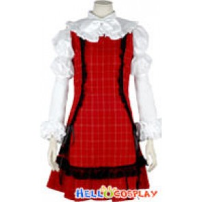 Rozen Maiden Suiseiseki Cosplay Costume Lolita Dress