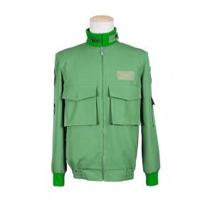 Stargate SG1 Jack O'Neill Jacket Costume Uniform Green
