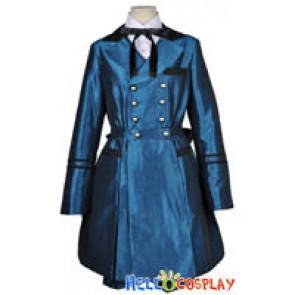 Black Butler 2 Kuroshitsuji II Cosplay Costume Ciel Phantomhive Suit