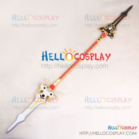 Elsword Cosplay Ara Haan Spear