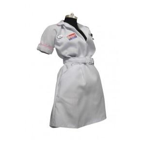 Nurse Uniform For Halloween Cosplay
