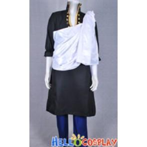 Fairy Tail Zeref Cosplay Costume