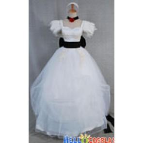 Vocaloid 2 Dress Cendrillon Hatsune Miku Cosplay Costume