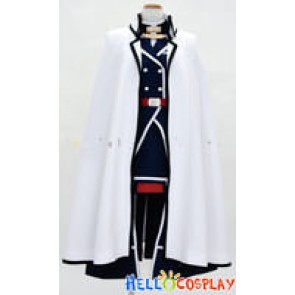 Fate Testarossa Cosplay Barrier Jacket Costume