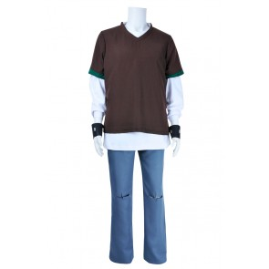 X-men Evolution Toad Cosplay Costume