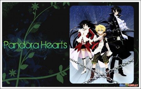Pandora Hearts Black Rabit Alice Cosplay Boots