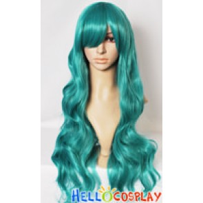 Sailor Moon Neptune Kaiou Michiru Cosplay Wig