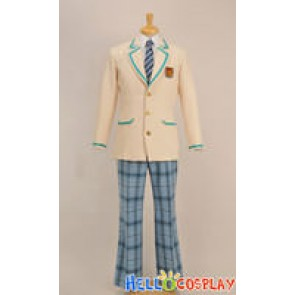 Storm Lover Cosplay School Boy Uniform